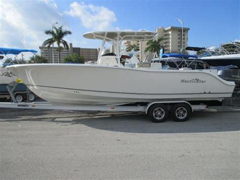 nauticstar boats 28xs nauticstar boats for sale boats