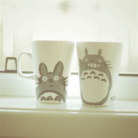 Termos Totoro Simple by Diy Totoro Mug Lovely