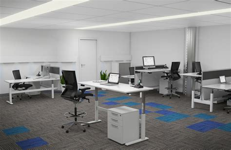 2 desk office layout image gallery modern office layout