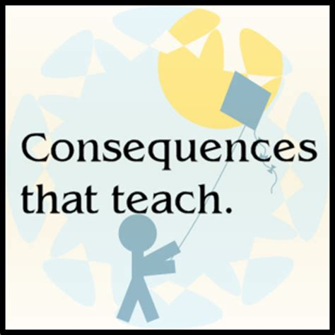 a baby to bind his one with consequences books positive parents consequences that teach