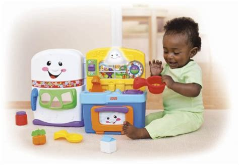 Fisher Price Baby Kitchen by Fisher Price Pretend Play Kitchen Baby Toddler