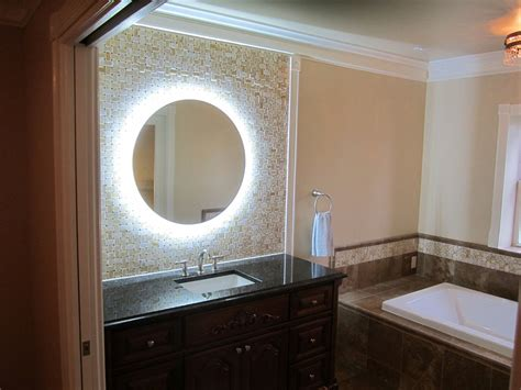 Lighted Vanity Mirrors For Bathroom by Lighted Vanity Mirror For Makeup Awesome House