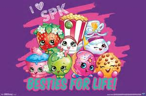 Online Shopping For Wall Stickers shopkins besties