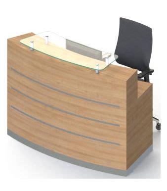 Compact Reception Desk Compact Reception Desk Eclypse Ybp Flush Plinth Reality