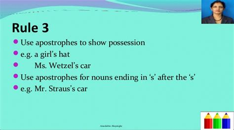 do you use an apostrophe to show possession do you use an apostrophe to show possession apostrophe