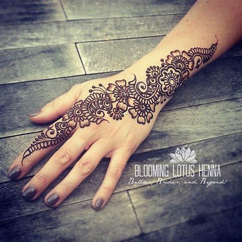 blooming lotus portland arabic henna www bloominglotushenna