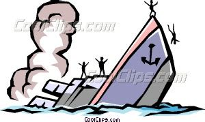 how to draw a boat in ms paint sinking ship vector clip art