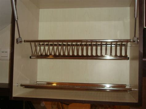 Rak Piring Stainless Rak Piring Dan Gelas Plates Glass Rack Modern Kitchen Other Metro By Veainterior
