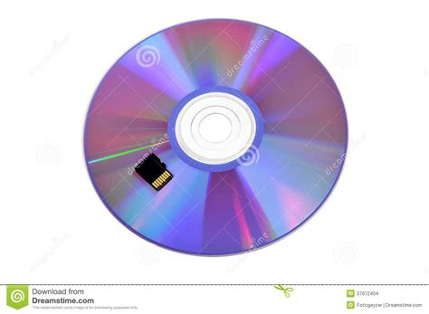 card cd cd drive and memory card stock images image 37672404