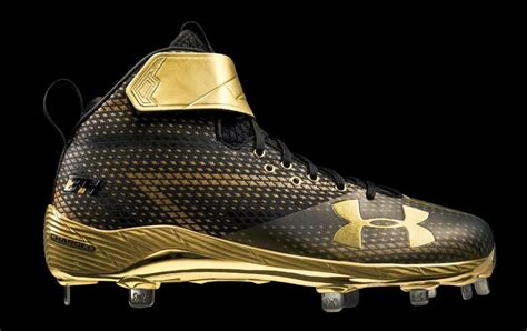 What Pros Wear Bryce Harper's Harper One Cleats to Release July 11th and 12th in Gold and