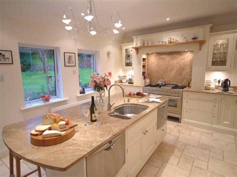 cream kitchen tile ideas cream kitchen ideas with wooden flooring and countertop