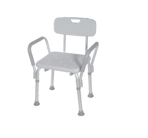 Shower Chair With Arms by Shower Chair With Padded Arms 12445 2