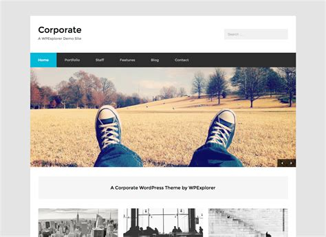 wordpress themes free for it business ultimate guide to free wordpress themes wpexplorer