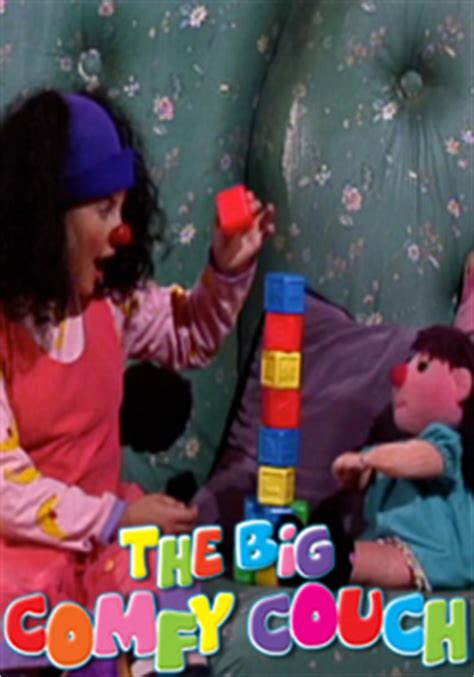 the big comfy couch all fall down popcornflix