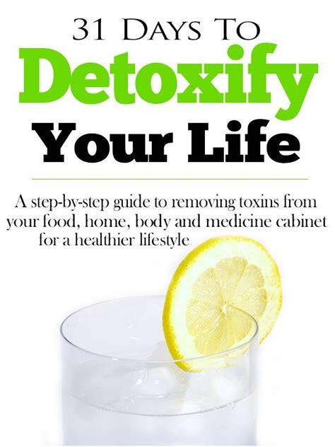 Detox Ebook by 31 Days To Detoxify Your Studio Botanica