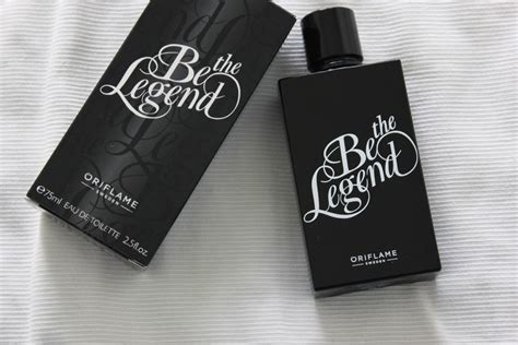 Parfum Oriflame Be The Legend novidades oriflame living in b s shoes