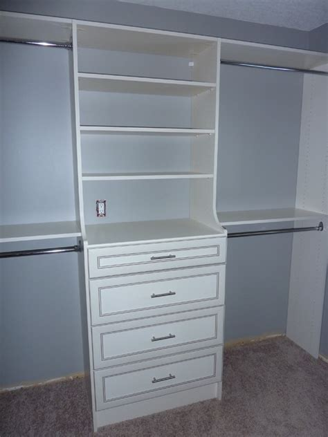 Closet Hutch by Master Closet Hutch Tower Antique White With Hanging On Sides Traditional Closet Calgary