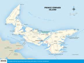 printable travel maps of atlantic canada moon travel guides