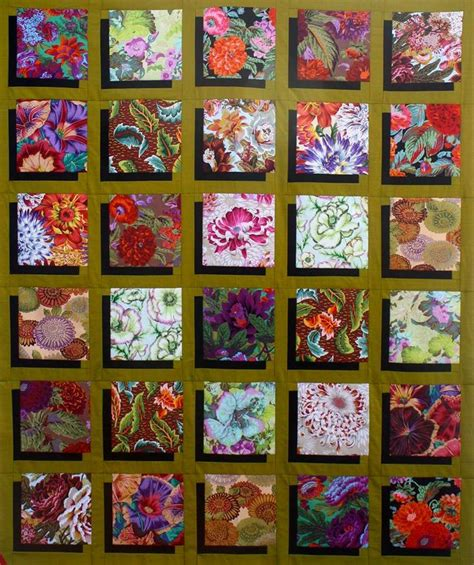 shadow box quilt by shaffer quilt modern
