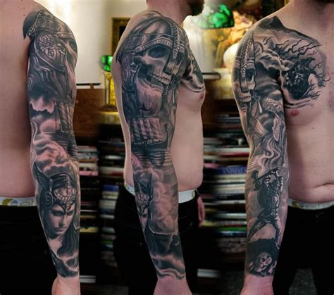 cool sleeve ideas awesome 100 arm sleeve top 100 best sleeve tattoos for cool design ideas