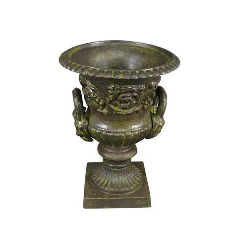 vaso giardino vaso medici ghisa con manici giardino vaso