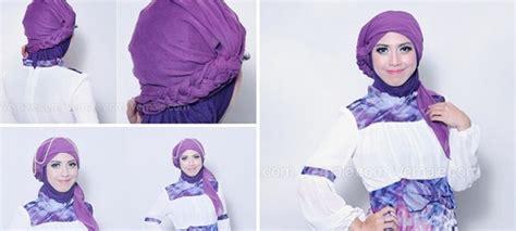 tutorial hijab pesta terbaru 2014 kumpulan tutorial hijab segi empat terbaru 2018