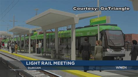 durham orange light rail meeting held about durham orange light rail project