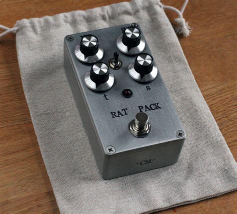 diy rat pedal distortion diy distortion audiofanzine