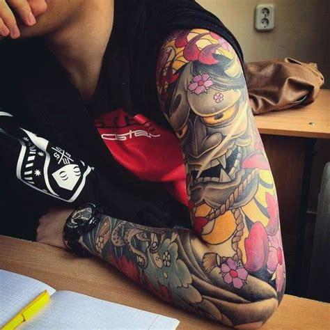 tattoo oriental demonio tatuajes de demonios japones oni tattoo ideas