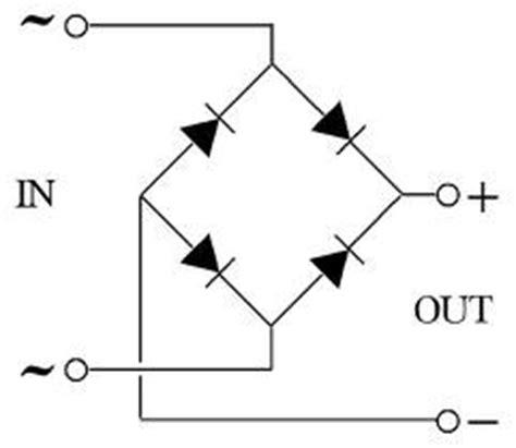 open diode in bridge rectifier how do i test a bridge rectifier electrical engineering stack exchange