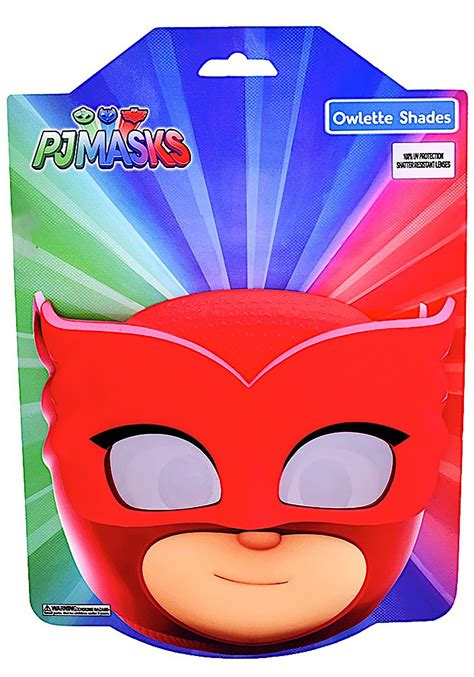owlette gets a pet pj masks books pj masks owlette sunglasses