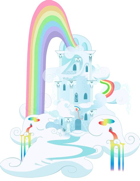 rainbow dash s house rainbow dash s house by timelordomega on deviantart