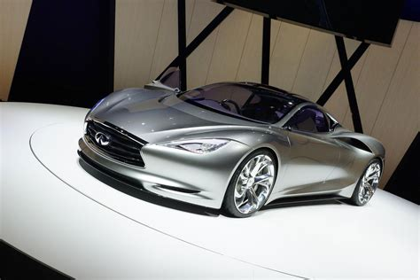 infiniti ev infiniti s gorgeous ev proves silence is the new vroom