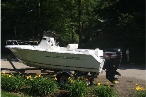 boats for sale in wrentham ma 2012 sea hunt 188 18 foot 2012 sea hunt fishing boat in