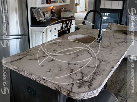 Do It Yourself Kitchen Countertops Do It Yourself Concrete Countertop Kit System Prlog