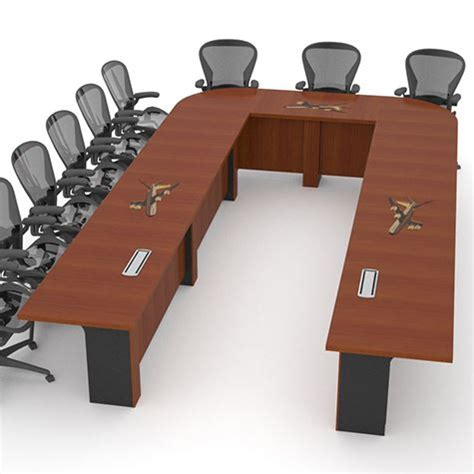 u shaped conference table tinker air table paul downs cabinetmakers