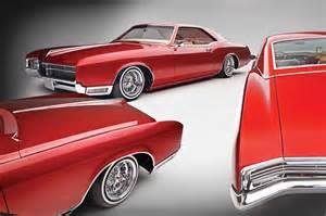 What Does Buick Stand For 1967 Buick Riviera One For The Road Lowrider