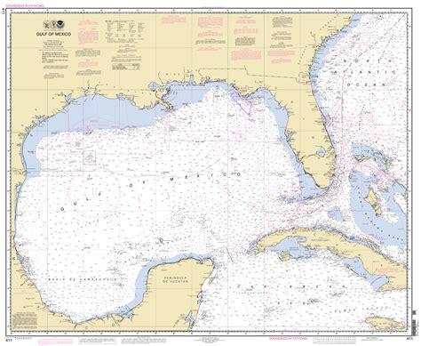 florida marine map gulf of mexico nautical chart νοαα charts maps