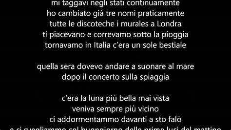 freestyle rap testi clementino testo lyrics