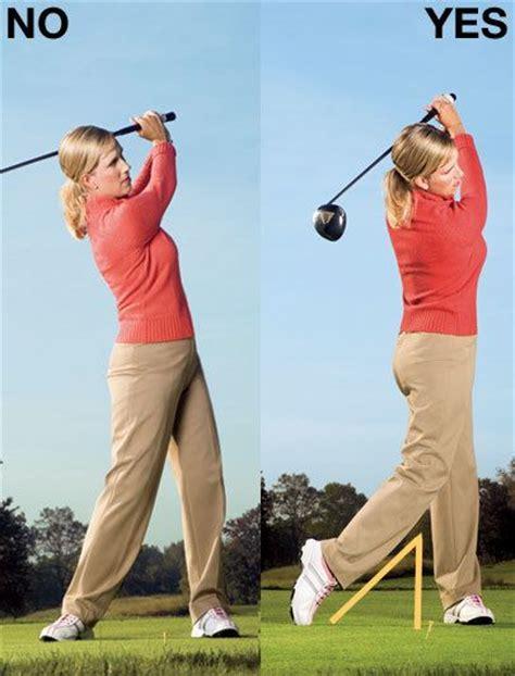 golf swing women top 10 power tips for women golf digest sports