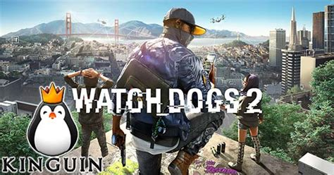 watch dogs 2 kinguin giveaway three keys for pc tgg - Watch Dogs 2 Pc Giveaway