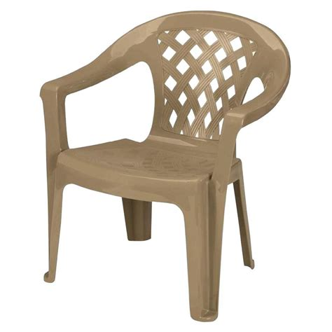 us leisure home design products us leisure big and tall mushroom patio lounge chair 232979 the home depot