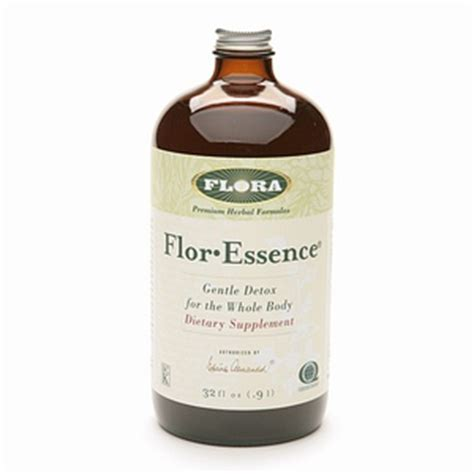 Flora Flor Essence Gentle Detox For The Whole by Detox Usa