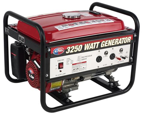 all power america apg3012 3250w 6 5 hp generator