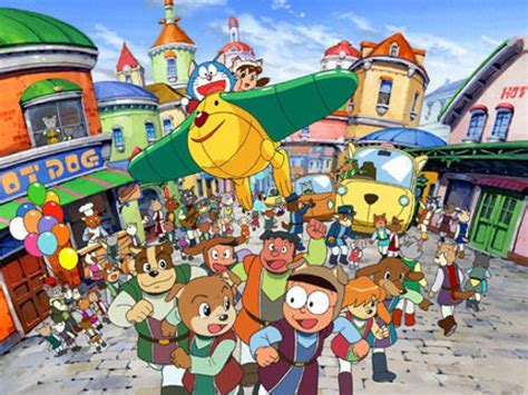 doraemon movie wan nyan cinema com my quot doraemon quot still going on strong after 42 years