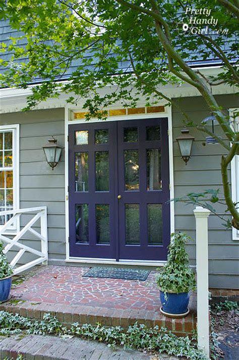 orange front door your wish is my command pinterest the 6 absolute best paint colors for your front door