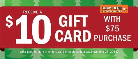 Fleet Farm Gift Cards - fleet farm 10 gift card on 75 purchase sale fleetfarm com