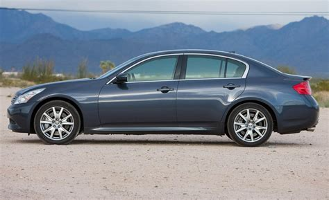 infiniti g series g37 2009 technical specifications of cars