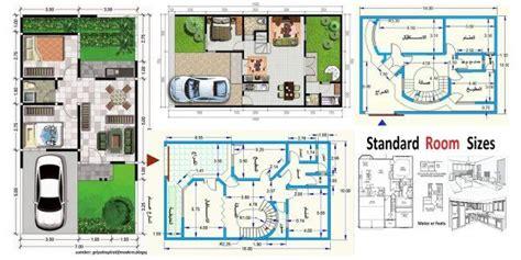 standard room sizes  plan development engineering