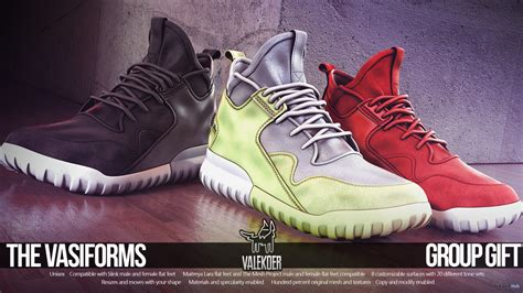 Koer Flat Shoes the vasiforms unisex shoes gift by vale koer teleport hub second freebies